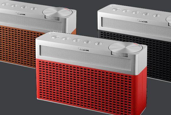 Der edle DAB+ Radio von Geneva
