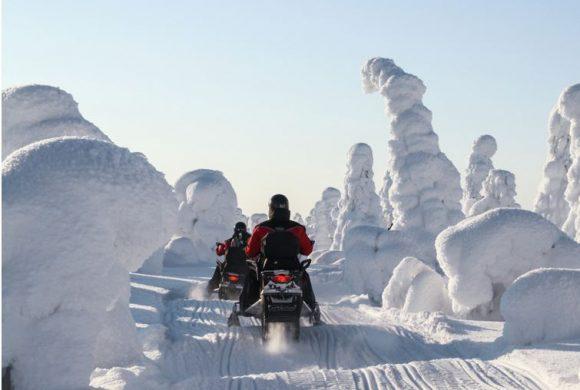 Der Norden lockt – Erholung pur in unvergesslichen Schneelandschaften