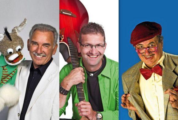 Comedy Flussfahrt Rhein Mosel Mai 2019