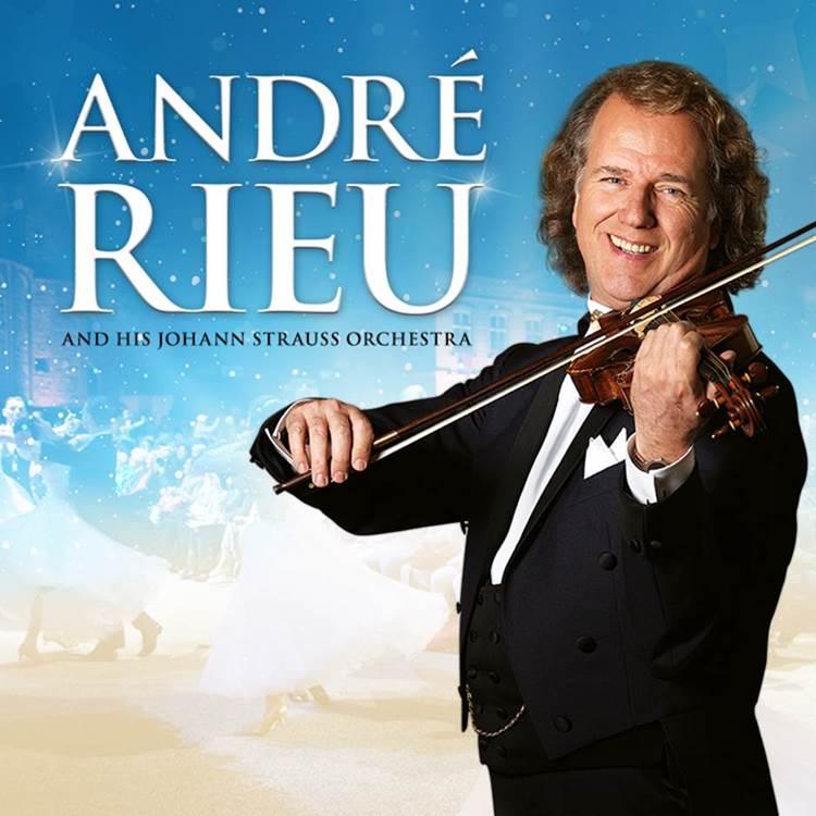 André Rieu in Salzburg – 23.- 26. Mai 2019
